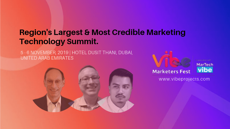 2nd Annual Vibe Marketers Fest – Middle East's leading Martech Summit